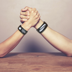 Samsung vs. Apple: Insights for Achieving Brand Affinity