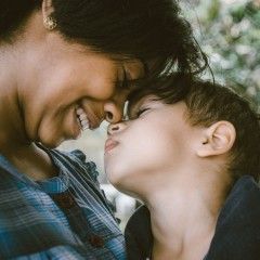 Persuading Two Consumer Segments with One Campaign: Moms and Kids Edition