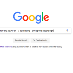 Why Google and Other Digital Giants Spend Billions on TV Ads